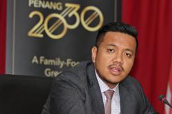 Dr Afif Bahardin gives up Penang exco post