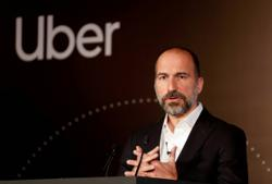 CEO: Uber open to using self-driving tech from competition