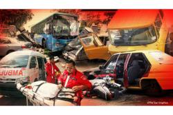 Five killed in two road accidents in Mersing