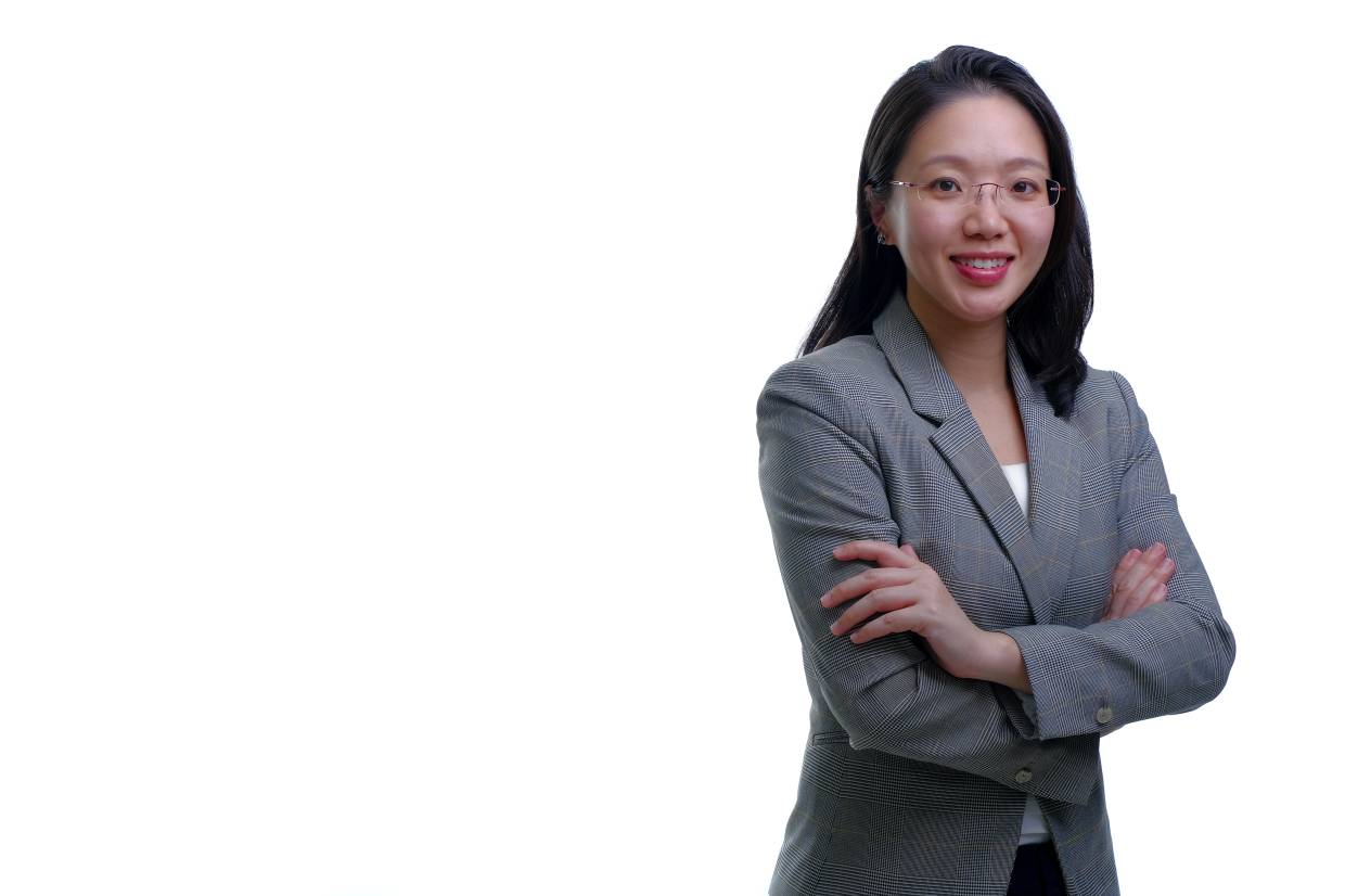 Dr Joyce Lee Chai Yuit, consultant obstetrician and gynaecologist at Subang Jaya Medical Centre, says menopause is a natural transition period in a woman's life. Photo: Ramsay Sime Darby