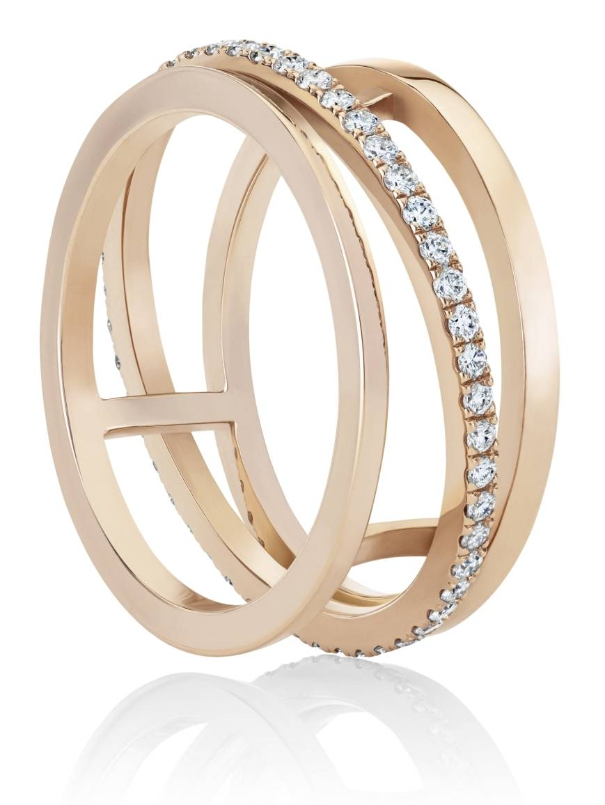 The exquisite Horizon Ring.