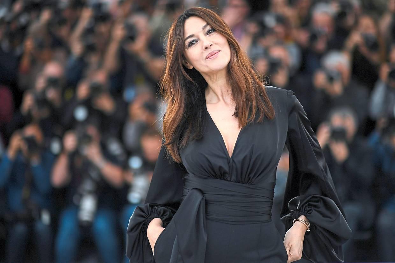 Italian diva Monica Bellucci says theatre roles terrify her   The Star