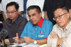 Disloyal state PKR members welcome to leave, says Johor party chief