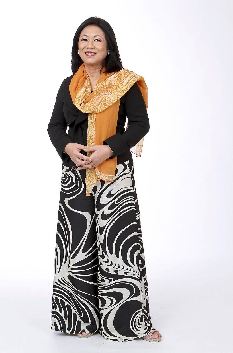 Kartini says women are more willing to speak their minds now.