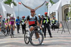 Mohd Harrif picked for Asian cycling championship