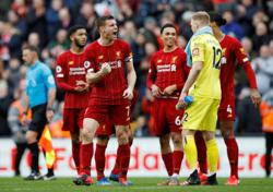 Liverpool ride early jolt to return to winning ways