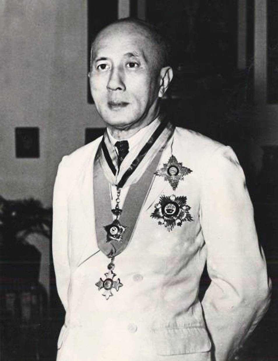 Visionary leader: MCA's founder and one of the country's founding fathers, Tun Tan Cheng Lock, was a well-known statesman with a heart for the people.