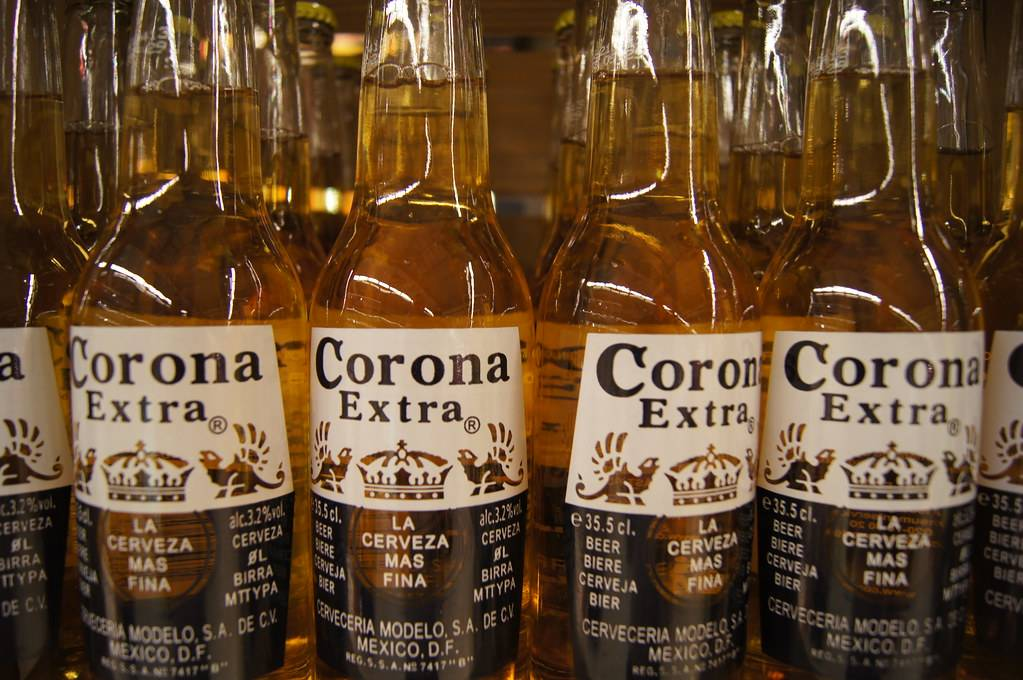 In the United States, 38% of beer drinkers say they won't buy the Corona brand beer because of the virus. Corona Beer. Coronavirus. Get it? Yes, people are that dumb. — FREDDIE BOY/Visualhunt.com