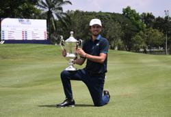 Trevor Simsby nets RM751,000 with Bandar Malaysia Open win