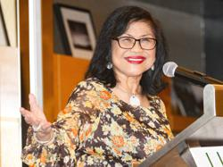 Women should strive to do their best, says Rafidah