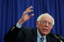 Battleground Michigan seen as last stand for Bernie Sanders