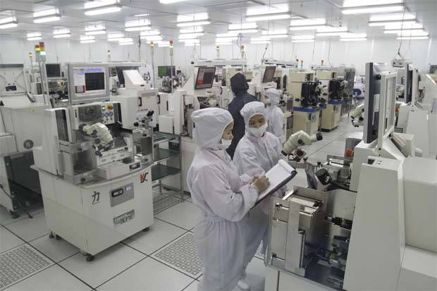 Mini-Circuits Technologies In Bayan Lepas, Penang, plant. - Filepic The Star