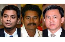 Two Perak DAP reps, Amanah assemblyman declare themselves Independent