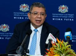 Saifuddin Abdullah named new Communications and Multimedia Minister
