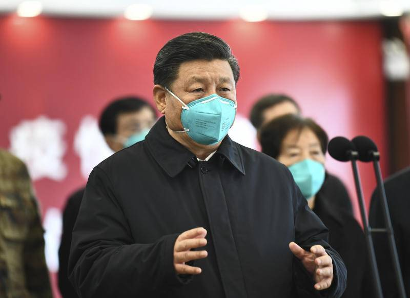 Image result for President China Xi Jinping Wuhan
