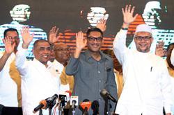 Perikatan Nasional takes over Perak
