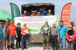 Community enrichment for the Temuan people