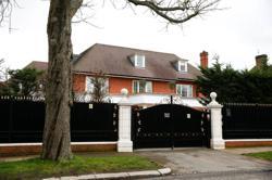 UK probes purchase of London mansion by ex-Kazakh president's grandson