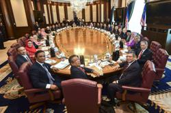 Muhyiddin chairs first Cabinet meeting