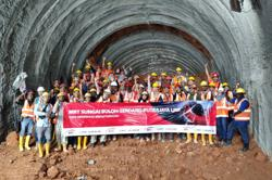 Pair of MRT underpasses under KL-S'ban Highway completed