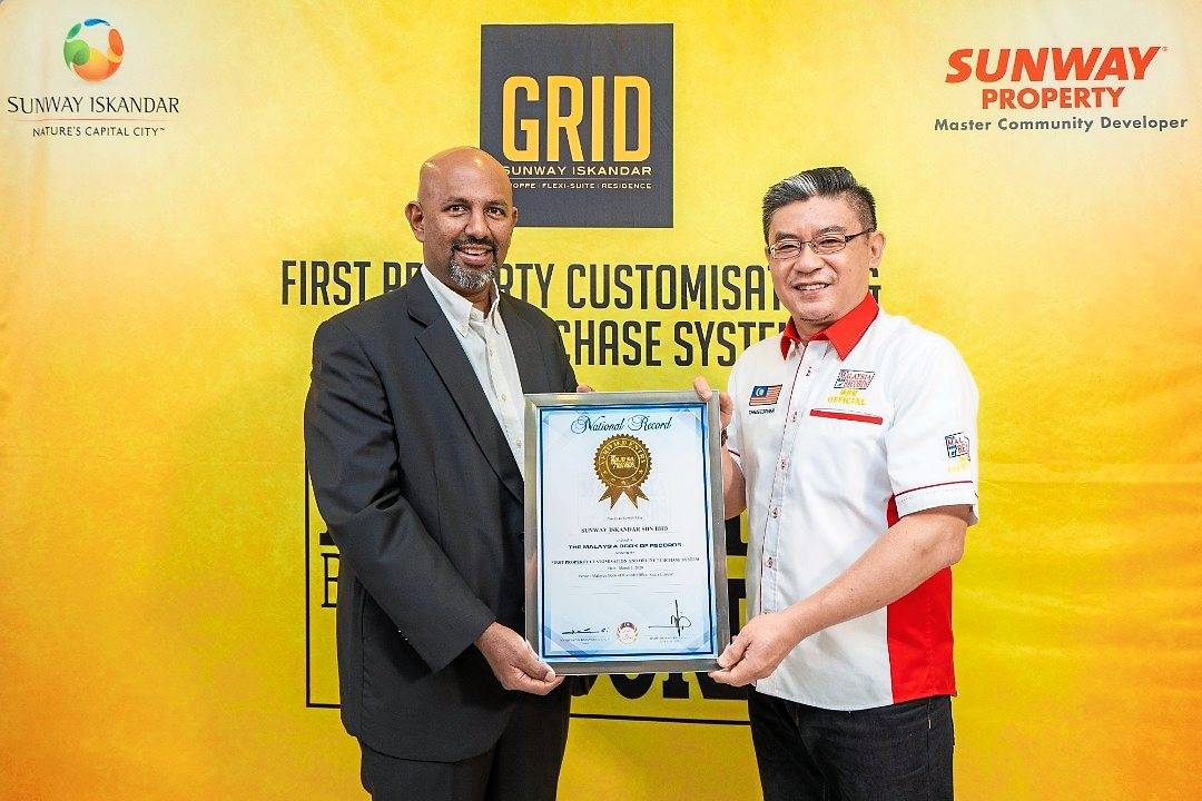 Developer Enters Record Book For Innovative System The Star