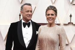 Tom Hanks and wife Rita Wilson test positive for Covid-19 in Australia