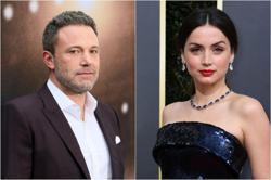 Is Ben Affleck dating 'Knives Out' actress Ana de Armas?