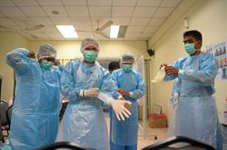 Covid-19: Shorter visiting hours at Tuanku Ja'afar Hospital