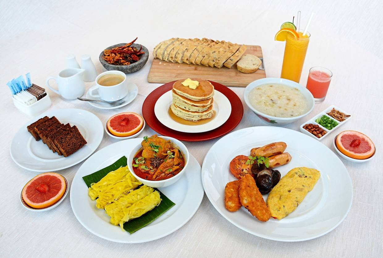 Enjoy breakfast for two at the Spice Market Cafe as part of the Daycation package, for a hearty start to your escapade.