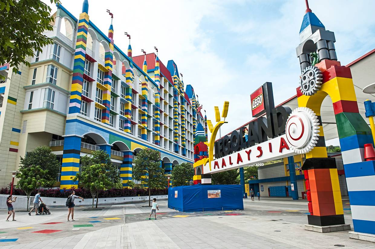 Now is the best time to get an annual pass to Legoland. — Tourism Malaysia