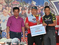 Malaysian athletes stars of fifth Labuan Duathlon