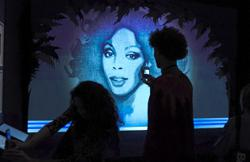 Brooklyn exhibit showcases Studio 54's shimmering heyday
