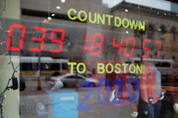 Boston Marathon moved to September from April due to coronavirus