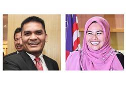 Mohd Radzi, Noraini head education, higher education
