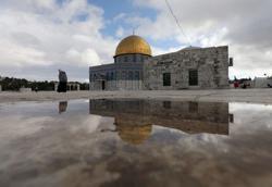 Jerusalem's Al-Aqsa Mosque shut as precaution against coronavirus by Muslim clerics