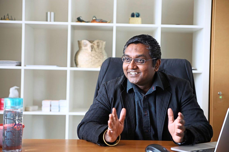 IPG Mediabrands Malaysia CEO Bala Pomaleh
