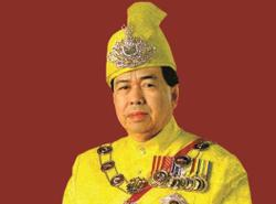 Baseless to label current administration as 'backdoor govt', says Selangor Sultan