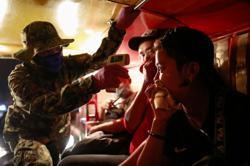 Philippine president to impose new quarantine measures across Luzon