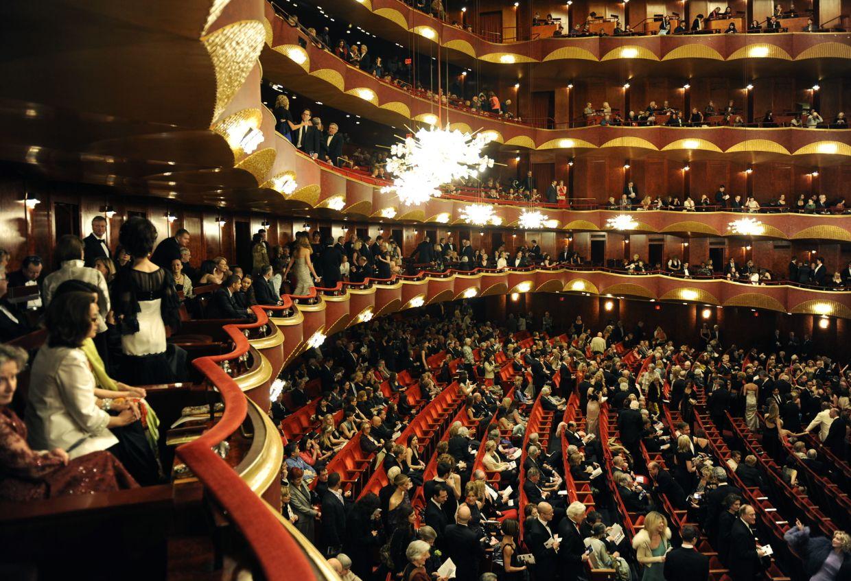 Metropolitan Opera streaming free performances in response to ...