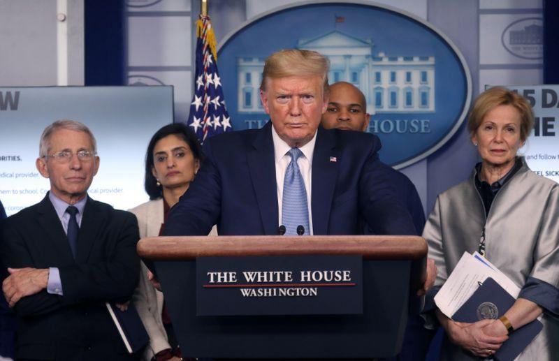 Covid-19: Trump seeks US$850b economic stimulus   The Star Online