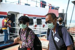 Langkawi ferry operator not taking chances