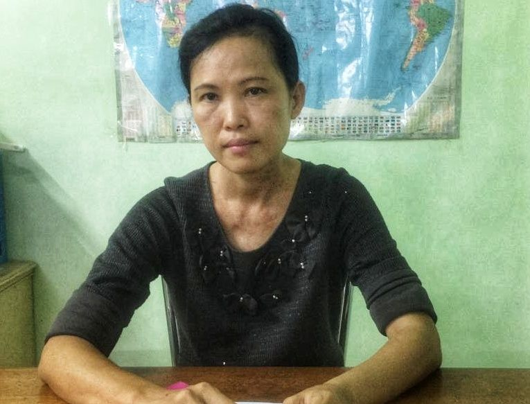 Pua is a chemist by profession and a fierce activist by choice, fighting against the illegal plastic recycling factories in her hometown of Jenjarom, Selangor. — Handout