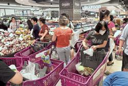 It's business as usual, say supermarket operators