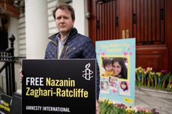 British-Iranian aid worker Zaghari-Ratcliffe temporarily released from Iran jail