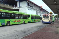 Prasarana train and bus services to follow normal schedule