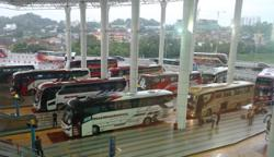 Express bus firms request for dos and don'ts