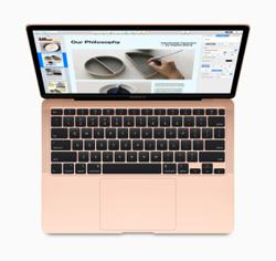 Apple introduces new iPad Pro, Magic Keyboard, MacBook Air