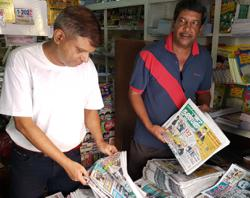 Seremban newspaper agents cry foul after forced by city council to close shop