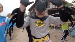 'Corona, corona': Thai Batman fights virus with catchy tune