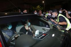 Police to families: Don't go out together during MCO period